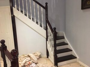 house painting melbourne new staircase - Interior House Paint Services Prahran