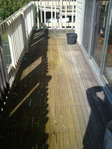 Decking Restoration Melbourne