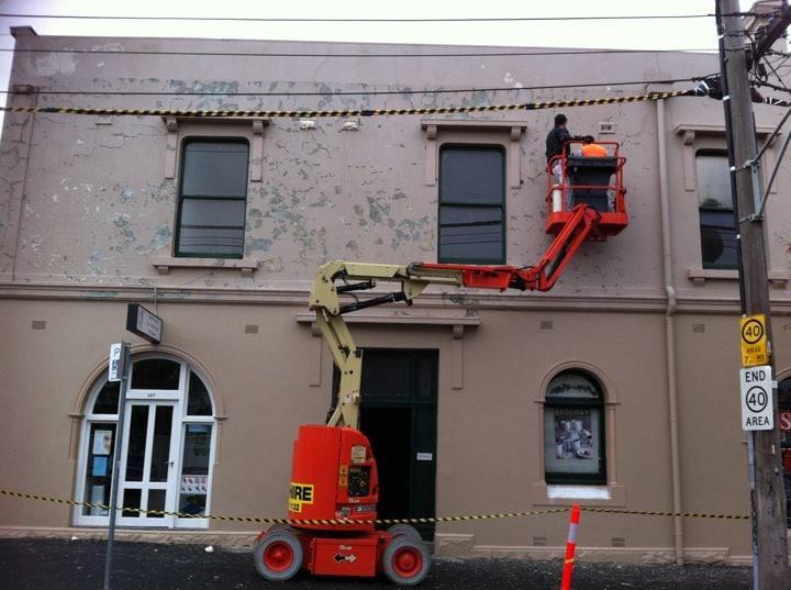Building-Painter Richmond