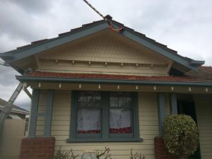 weatherboard repairs thornbury