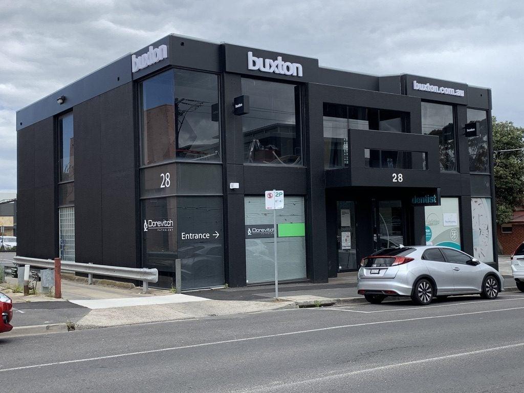 Melbourne Commercial Painting Services 01
