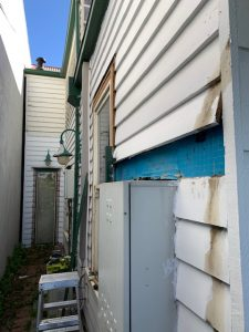 Weatherboard Repairs In Richmond 02